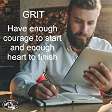 GRIT Planner Helps You Reach Your Wildest Dreams. Goals are fun and they don't compete.