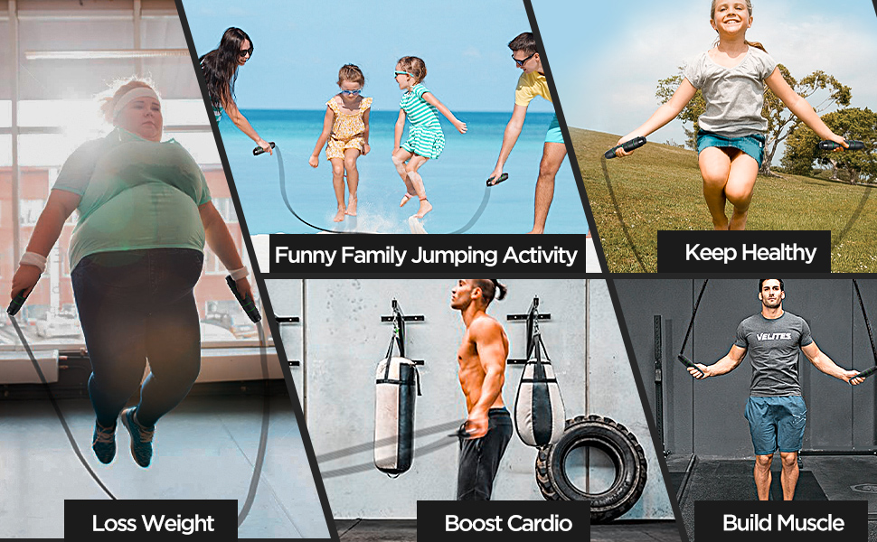 jump rope weighted