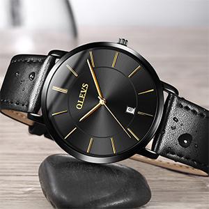 mens thin watches