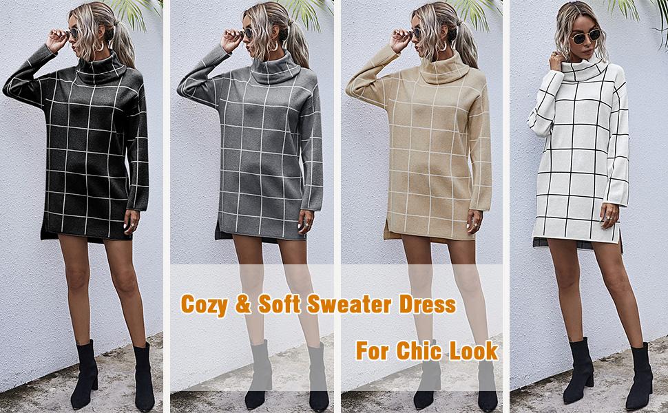 Sweater Dress for Women