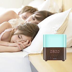 Alarm Diffuser for Sleep