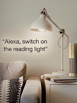 alexa switch on the reading light
