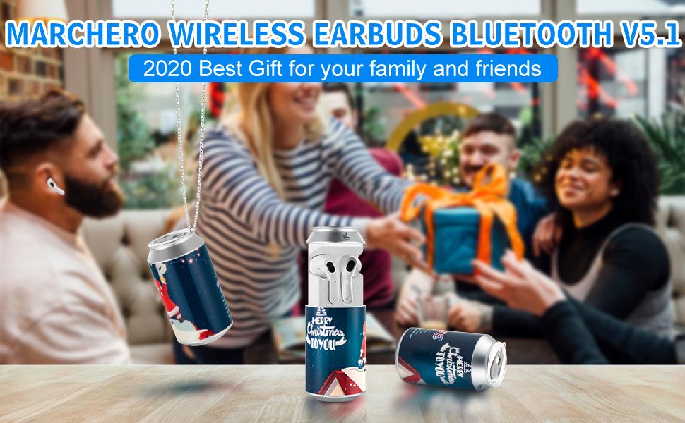 Wireless earbuds BEST GIFT