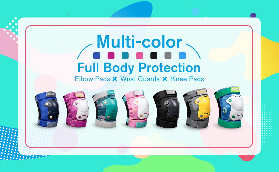 kids knee pads