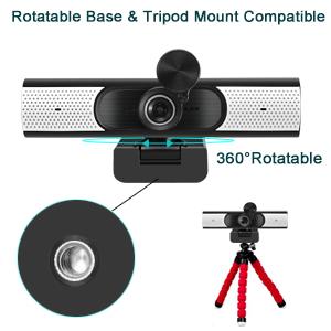 rotatable webcam