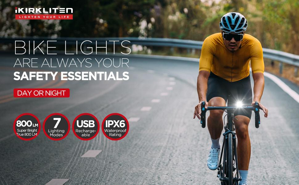 cycling lights