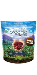 2Lb Subtle Earth Organic Dark Roast