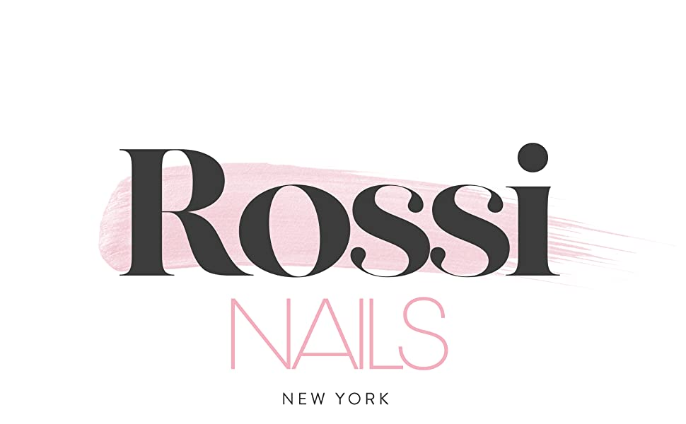 Rossi Nails Glam Powder Banner