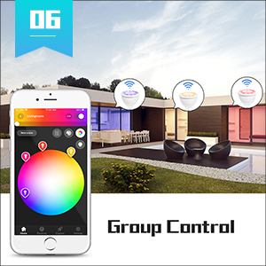 group control manegement bulb