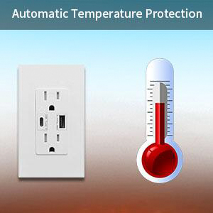 Automatic Temperature Protection