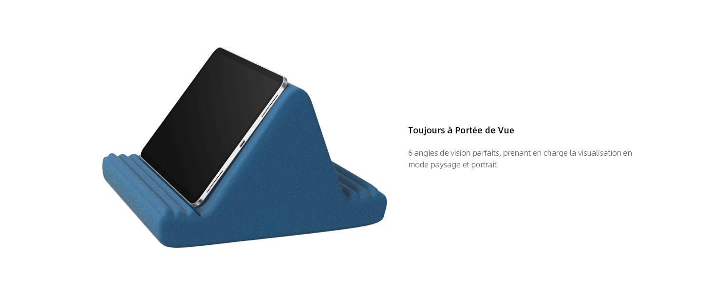 Coussin de Support pour Tablette