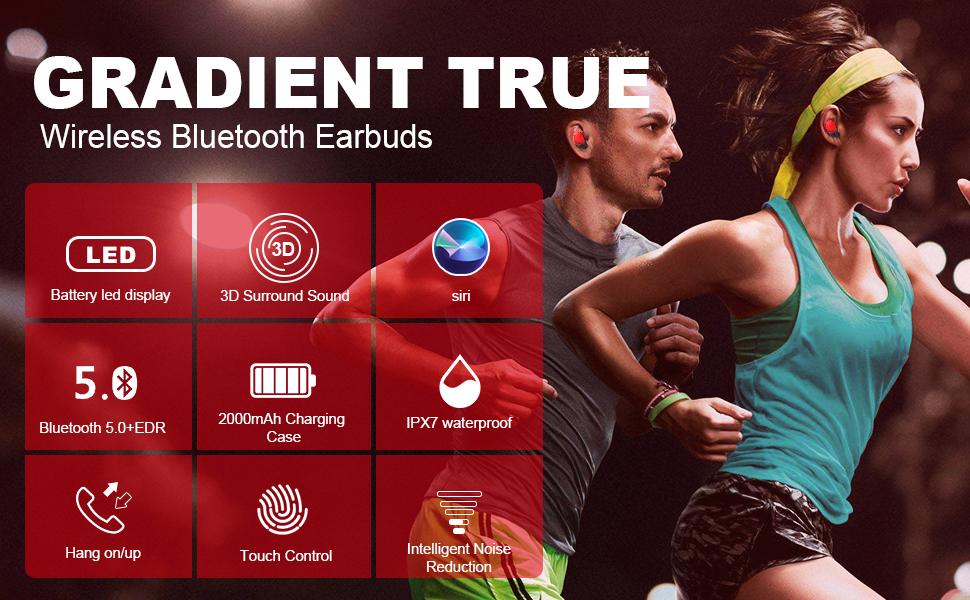 Bluetooth Kopfhörer in Ear