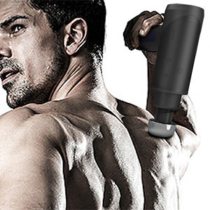 Massagre Gun Fascial Massager Gun Handheld Deep Tissue Muscle Massager