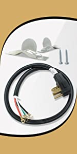 dryer electricity cable wire pt400