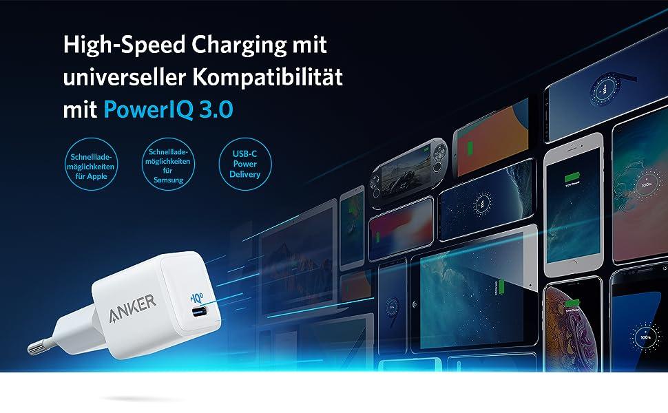 Anker PowerPort III Nano: Neues 18W USB Netzteil für iPhone