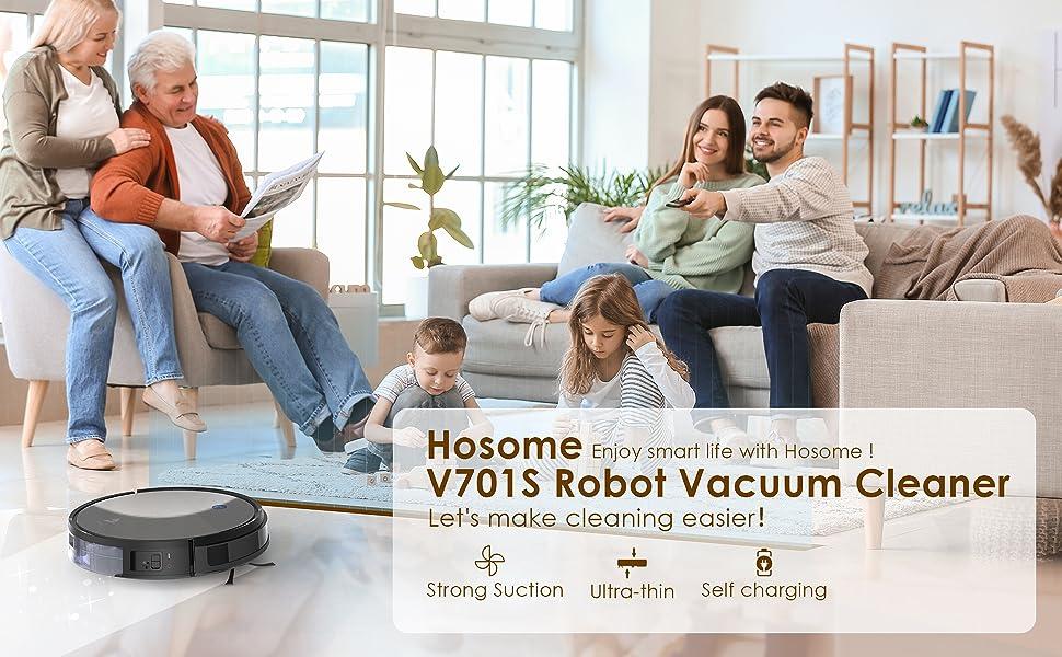 Quiet-Hosome-Vacuum Cleaner
