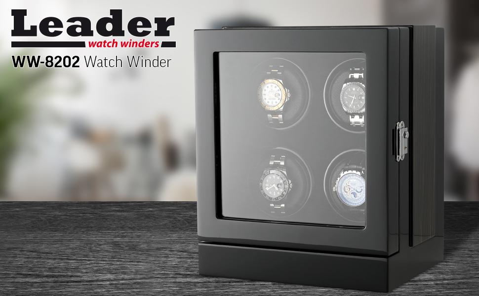 Watch Winder by Leader watch winders