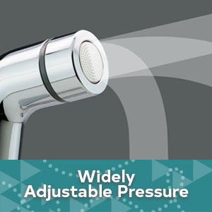 Full Pressure & Leakproof Handheld Bidet Toilet Sprayer Kit leakproof pressure toilet