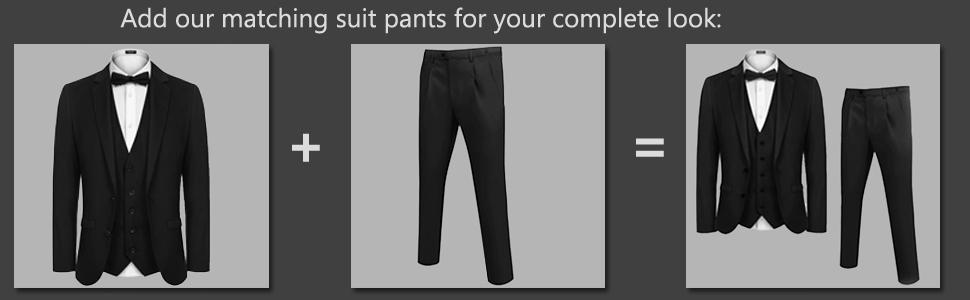 2 piece suit set