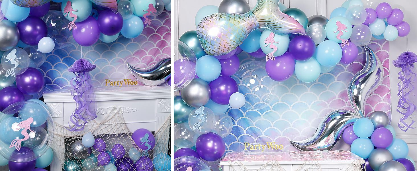 32 In Parti de Stock-Grande Feuille Anniversaire NOMBRE /& Âge Hélium Ballons environ 81.28 cm