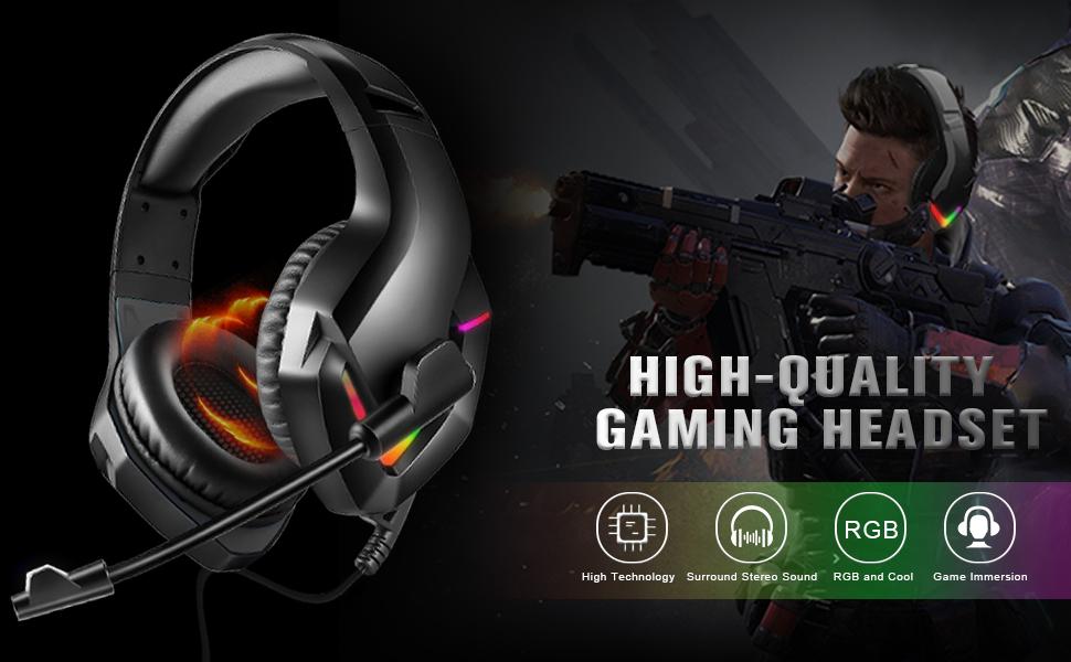 VR gaming headset