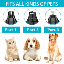 fits all kinds of pets