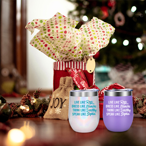 Funny Christmas Wine Gifts for Her