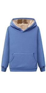 Womens Pullovers Hoodie