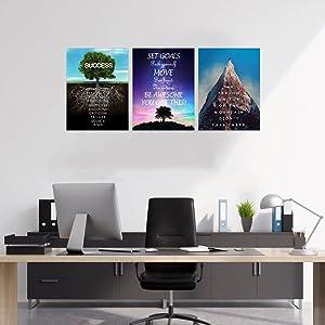 Inspirational Motivational wall art