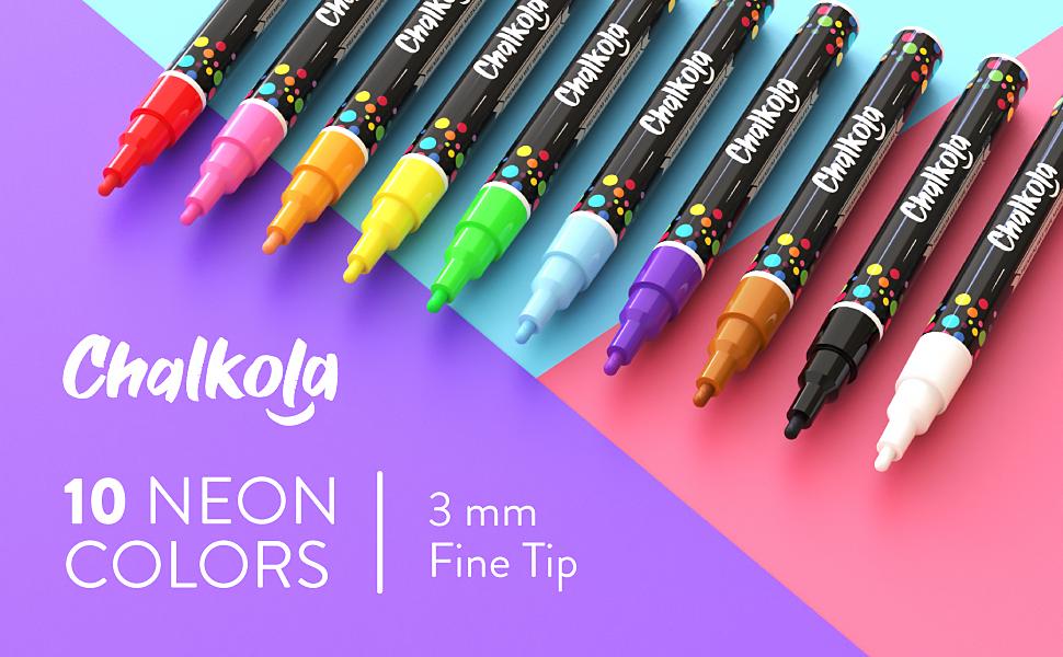 Chalk Pens color 166