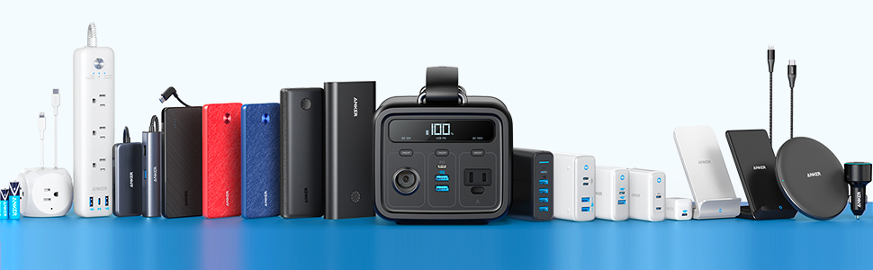 Anker, Charging, Wall charger