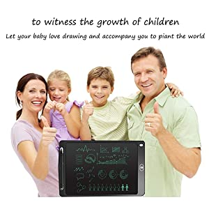 Witness the growth of your kids
