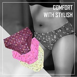 panty for women panties underwear comfortable wear Soft easy to wear