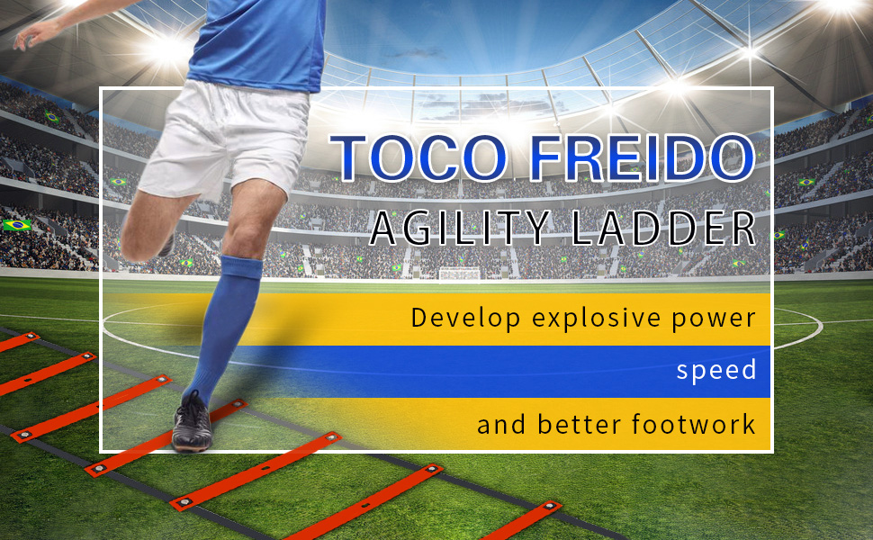 agility ladder for speed