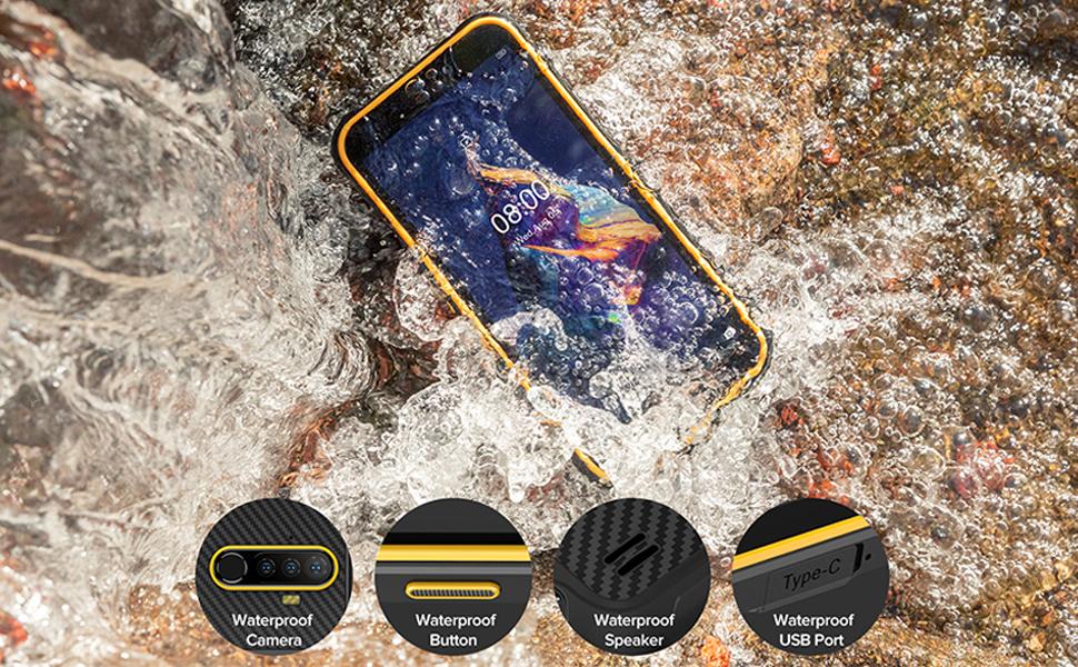 IP68 smartphone