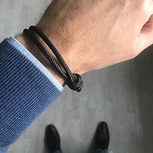Nautical men bracelets makes a perfect gift
