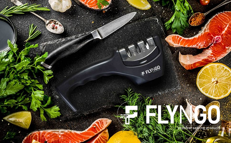 knife sharpener for kitchen best
