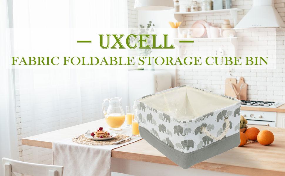 closet storage baskets for shelves