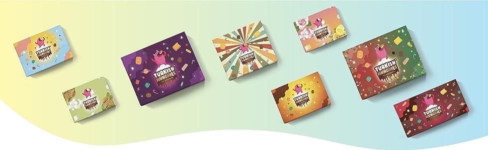 international snacks box