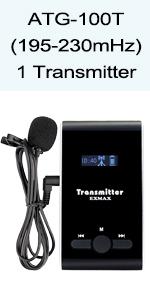 1 transmitter