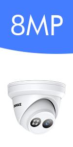 ANNKE 8MP POE security camera