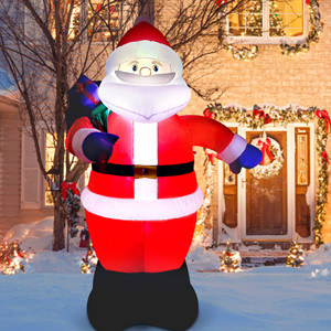 inflatable christmas decorations for the yard