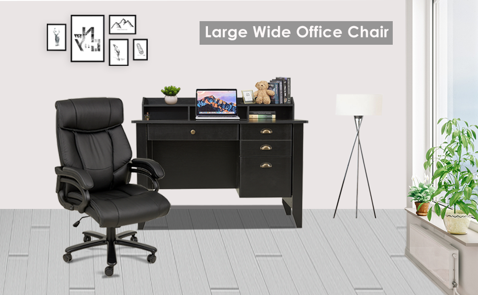 big and tall office chair
