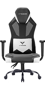 Amazon.com: Vitesse Gaming Chair (Sillas Gaming) Video Gaming Chair ...
