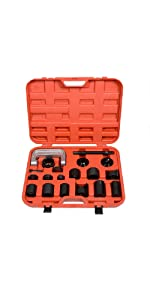 Master Ball Joint Press amp; U-Joint Puller Service Tool Set