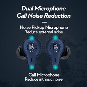 workout headphones bluetooth waterproof headphones tozo t10 bluetooth 5.0 wireless earbuds