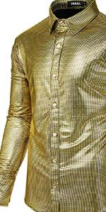 gold shirts