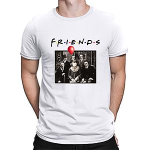 Friends Horror Halloween T-Shirt