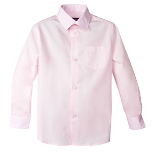 spring notion, marshmallow, pink, baby pink, dress, shirt, formal, casual, boys apparel
