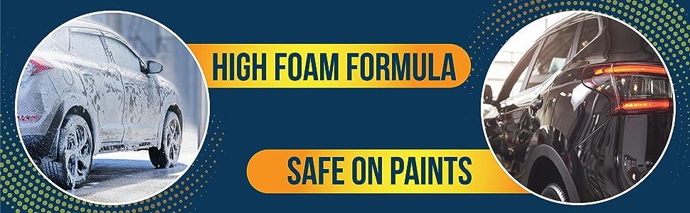 High Foam Formula